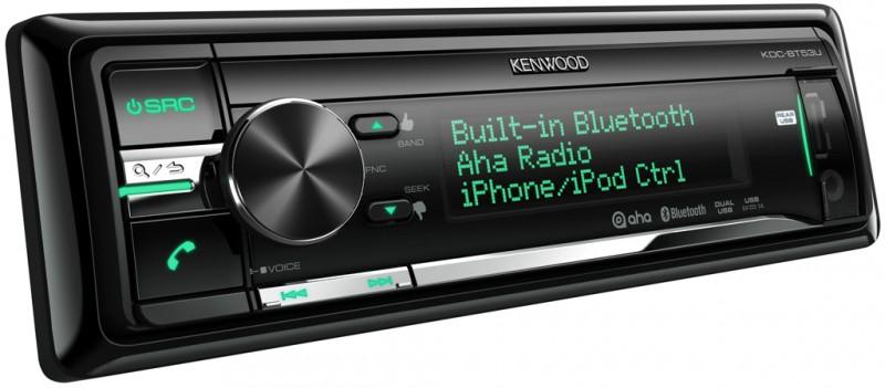 kenwood kdc bt53u cd usb autoradio mit bluetooth freisprecheinrichtung mp3 aux ebay. Black Bedroom Furniture Sets. Home Design Ideas