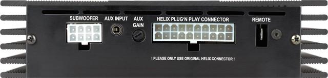 helix plug play 5 kanal verst rker pp50 dsp verst rker 5. Black Bedroom Furniture Sets. Home Design Ideas