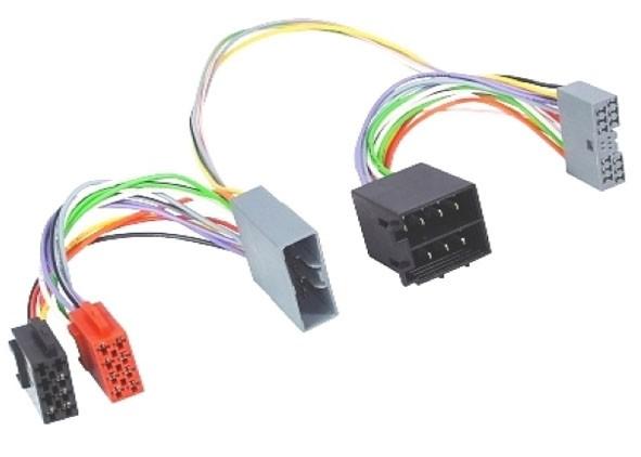 helix plug play anschlu kabel pp ac 18 honda mitsubishi. Black Bedroom Furniture Sets. Home Design Ideas