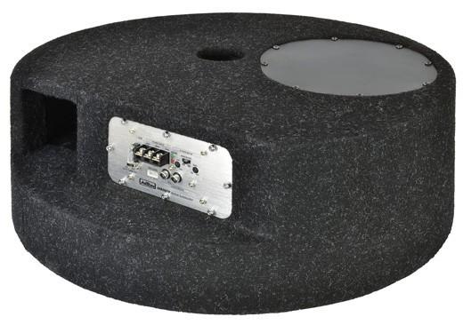 axton axb20stp aktiv subwoofer f r reserverad mulde mit. Black Bedroom Furniture Sets. Home Design Ideas
