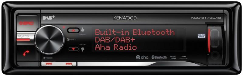 kenwood kdc bt73dab cd usb autoradio mit bluetooth. Black Bedroom Furniture Sets. Home Design Ideas